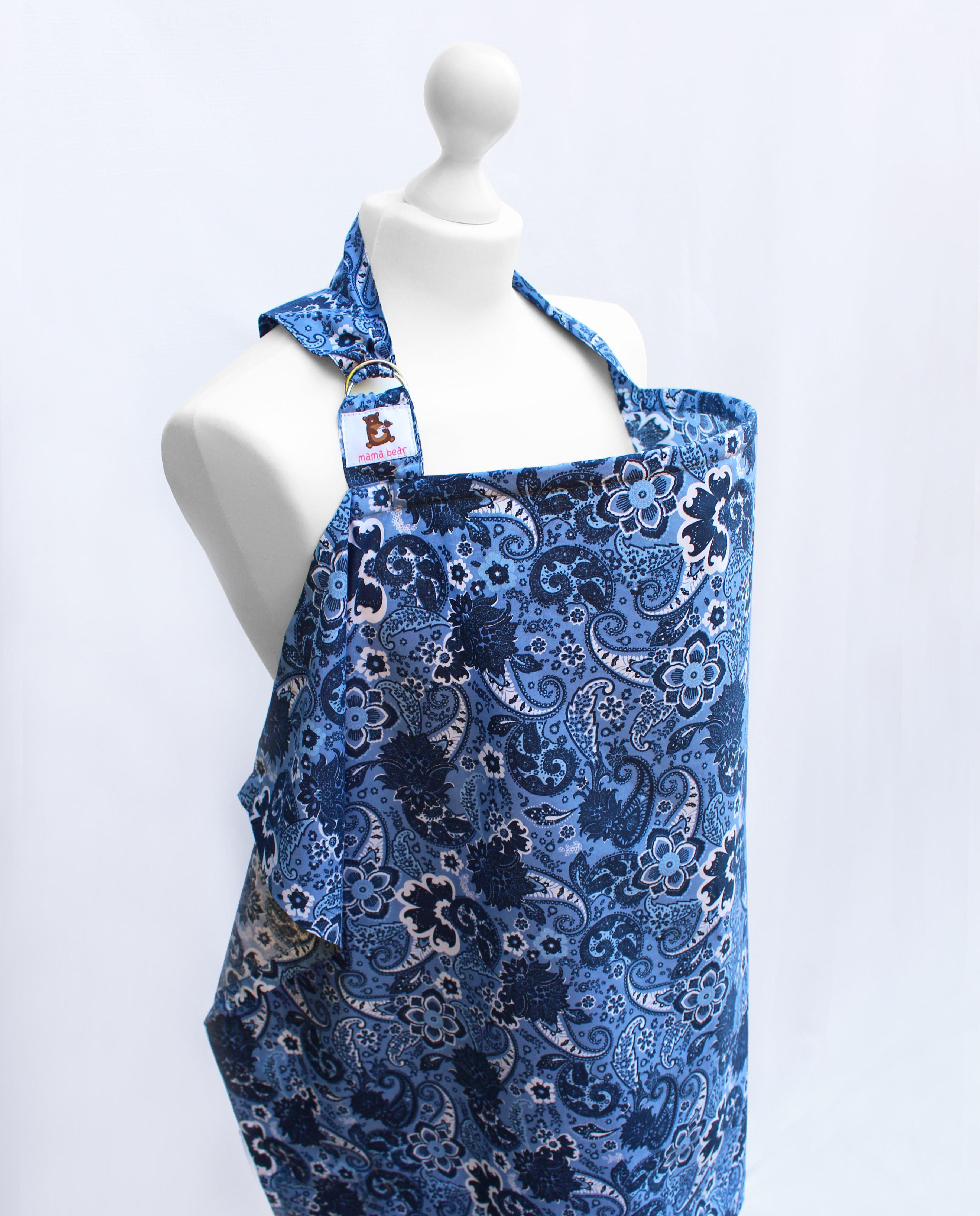 Chusta do karmienia piersią - Azulejo